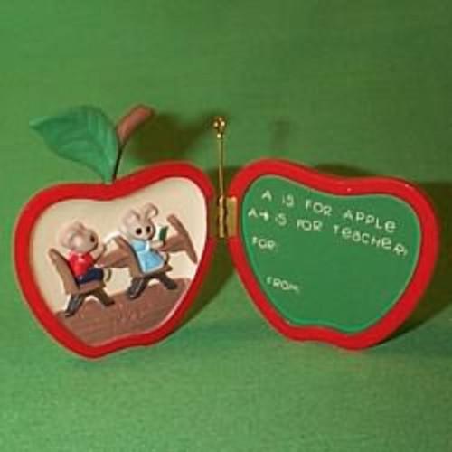 1993 Apple For Teacher