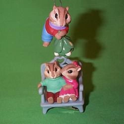 1994 Mistletoe Surprise