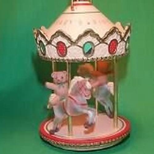 1985 Babys 1st Christmas - Lighted
