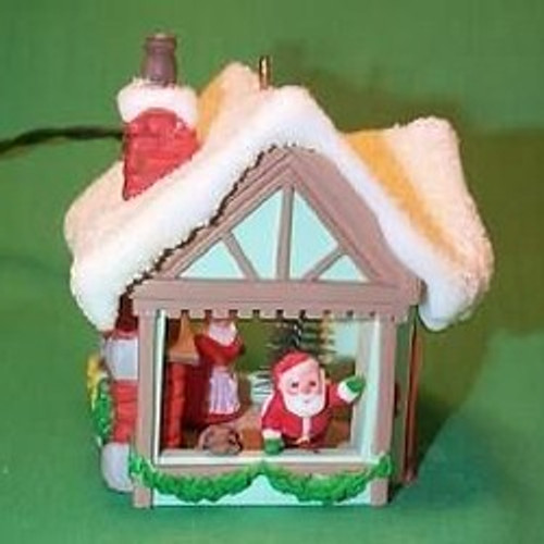 1985 Mr And Mrs Santa