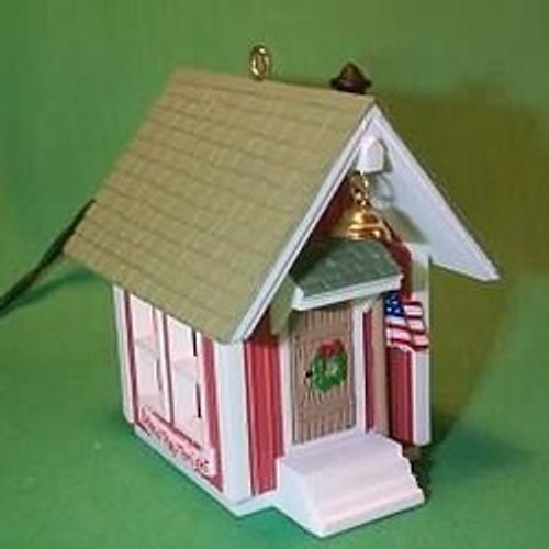1985 Little Red Schoolhouse