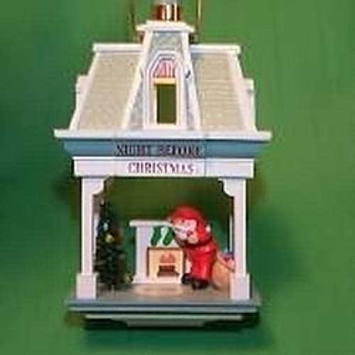 1988 Christmas Classics #3 - Night Before Cmas
