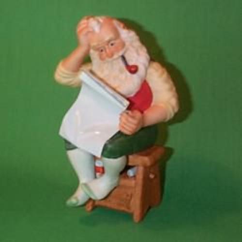 1987 The Toymaker #2 - Blueprint For Christmas