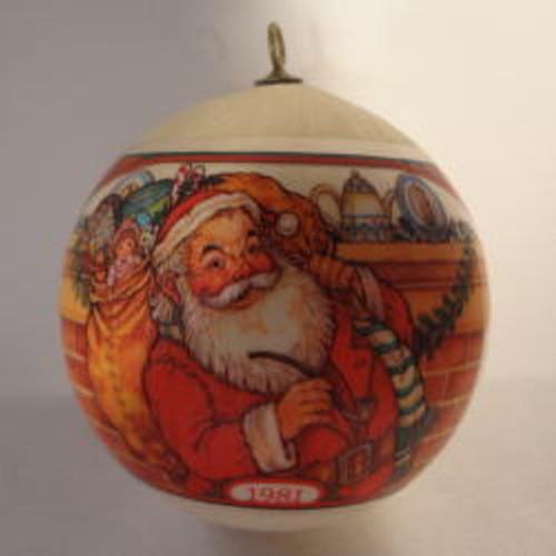 1981 Santas Visit - Ambassador