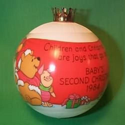1984 Babys 2nd Christmas