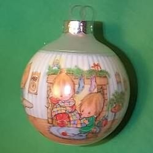 1988 Betsey Clark #3 - Home For Christmas