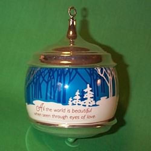 1983 1st Christmas Together - Bulb