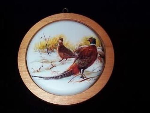 1984 Holiday Wildlife #3 - Ring-necked Pheasant