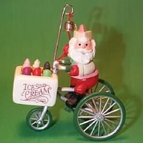 1986 Here Comes Santa #8 - Kool Treats