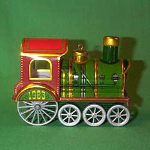 1983 Tin Locomotive #2
