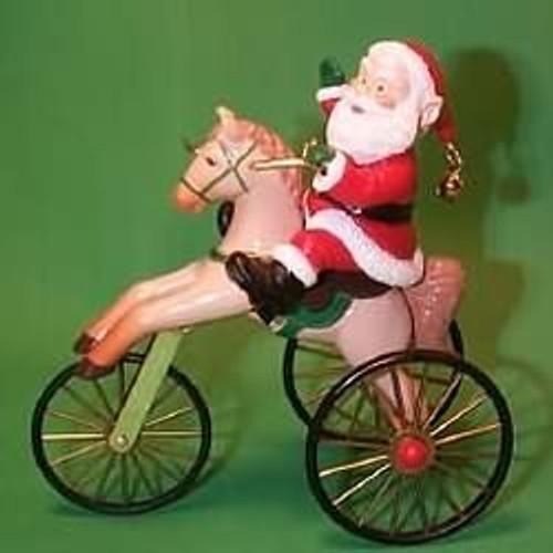 1988 Wonderful Santacycle