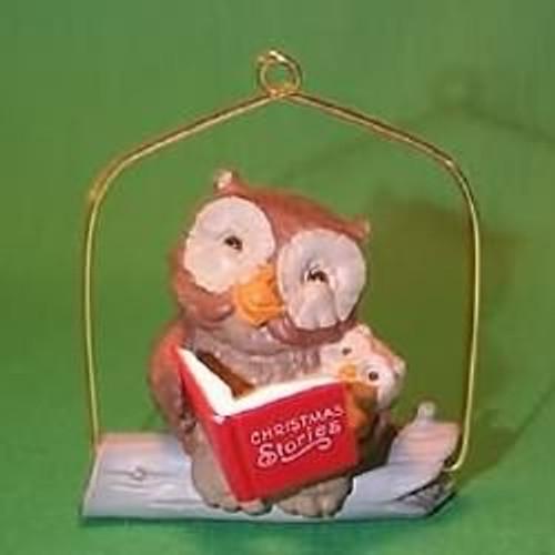 1986 Happy Christmas To Owl