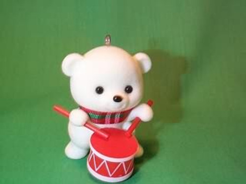 1984 Polar Bear Drummer