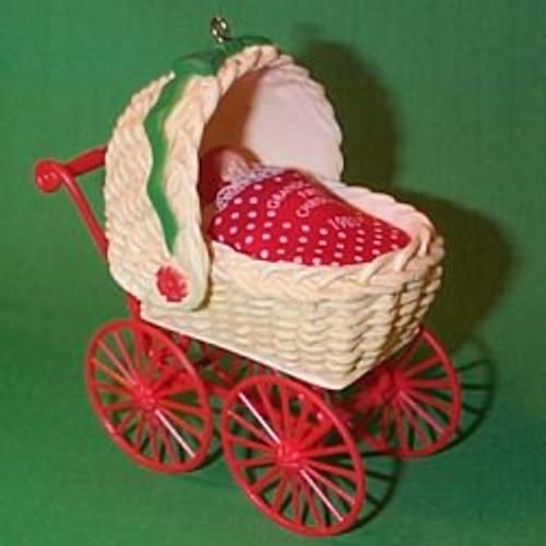 1983 Grandchild 1st Christmas - Buggy