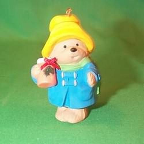 1986 Paddington Bear