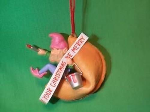 1984 Fortune Cookie Elf