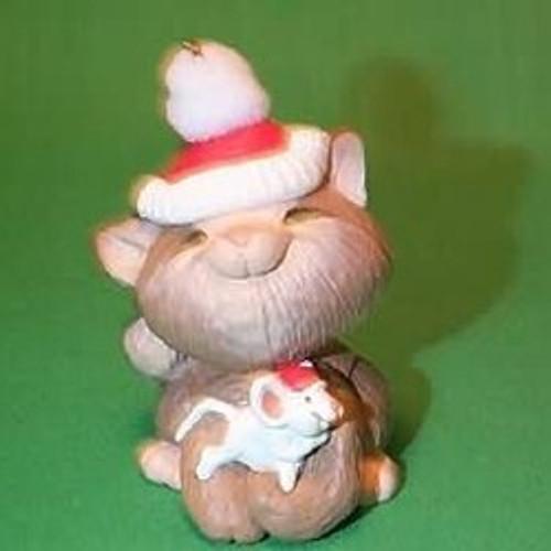 1987 Christmas Cuddle