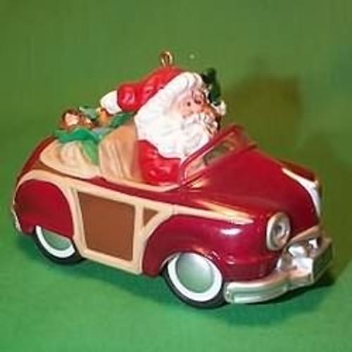 1987 Here Comes Santa #9 - Santa's Woody