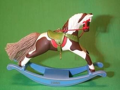 1985 Rocking Horse #5 - Pinto