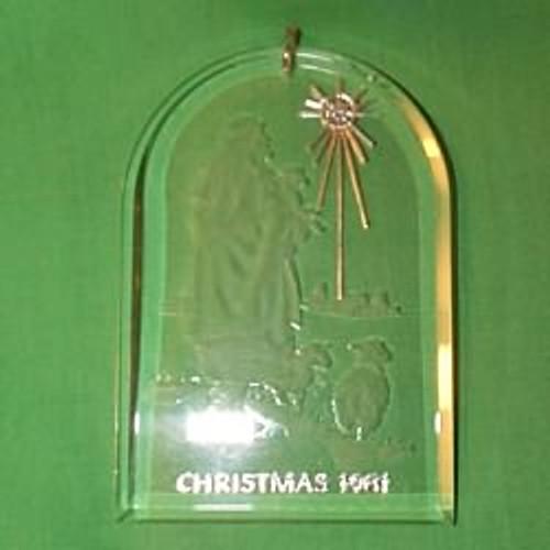 1981 Shepherd Scene - Holiday Highlights