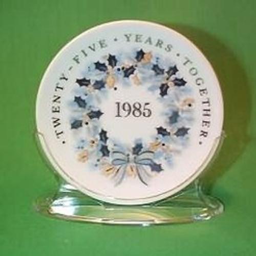 1985 25 Yrs Together