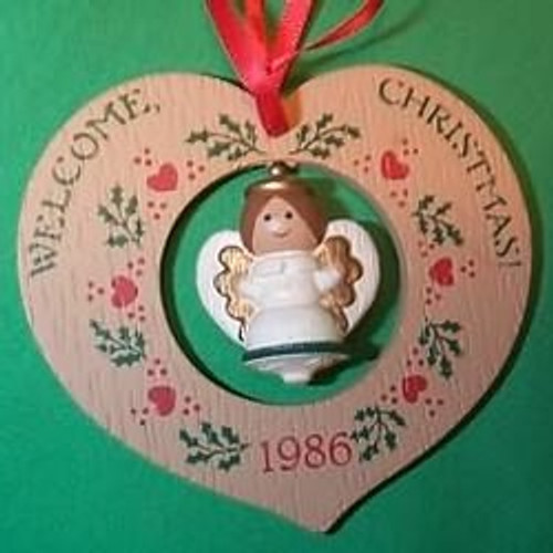 1986 Welcome Christmas