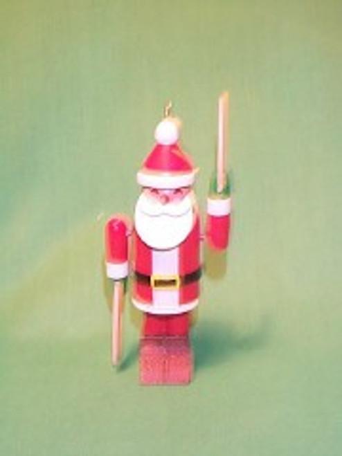 1985 Whirligig Santa