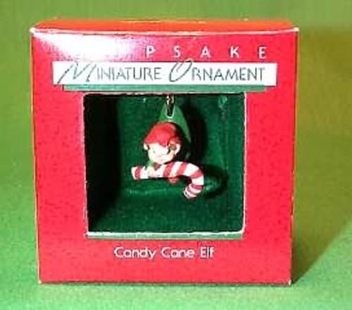 1988 Candy Cane Elf