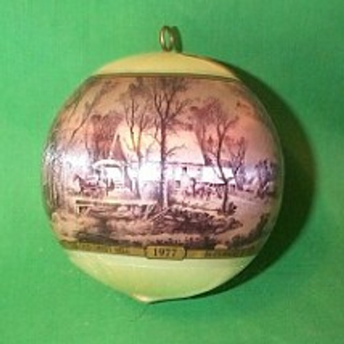 1977 Currier and Ives
