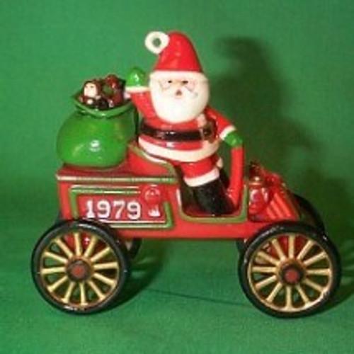 1979 Here Comes Santa #1 - Motorcar