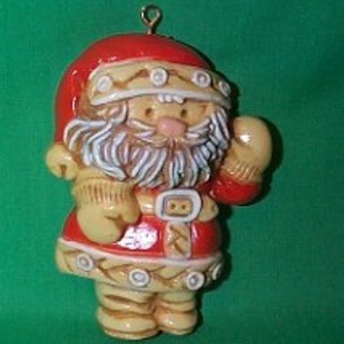 1976 Tree Treats - Santa