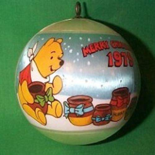 1979 Winnie The Pooh