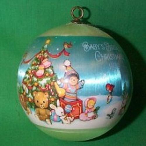 1979 Babys 1st Christmas