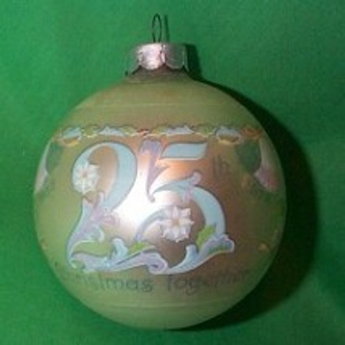 1978 25th Christmas - Bulb