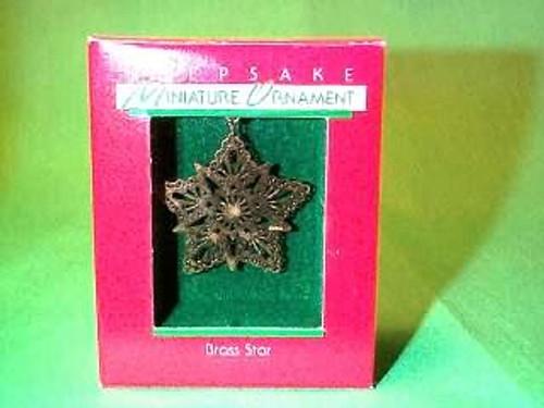 1988 Brass Star
