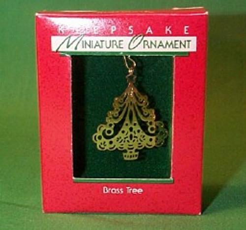 1988 Brass Tree
