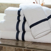 Charleston Towel Collection with Heirloom Ribbon Trim