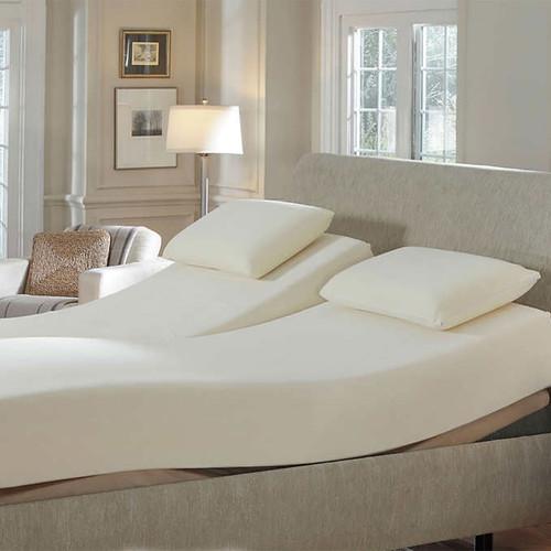 Attractive Adjustable Bed / Hospital Bed Sheet Set 100% Cotton