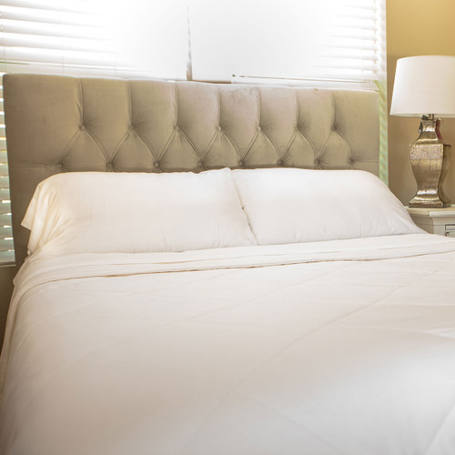 Bamboo Winter Weight Comforter by Cozy Earth®