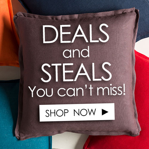 Steals and Deals you can't miss! Shop Beautiful Bargains Now! ►