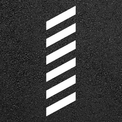 Speed Bump Stripe Stencil   Stop-Painting