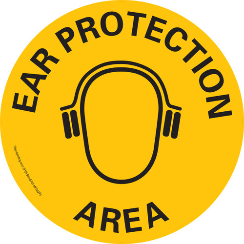 Ear Protection Sign Stop Painting Com