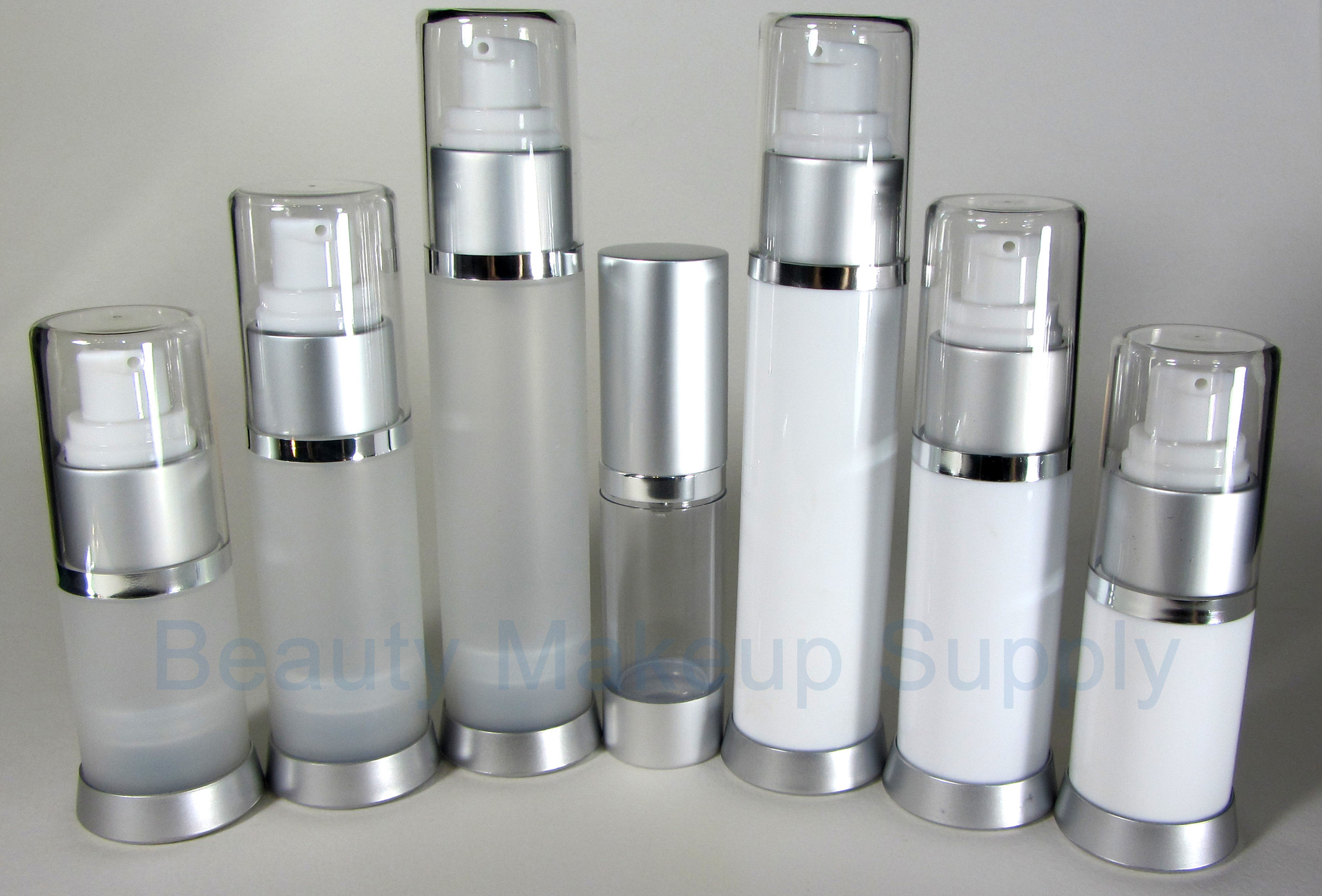 What is an Airless Bottle and what's the advantage in using them?