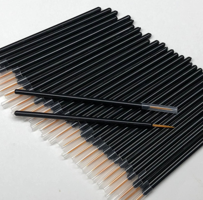Disposable Fine Eyeliner Wands Lash Growing Serum Applicators  - sku# 5045