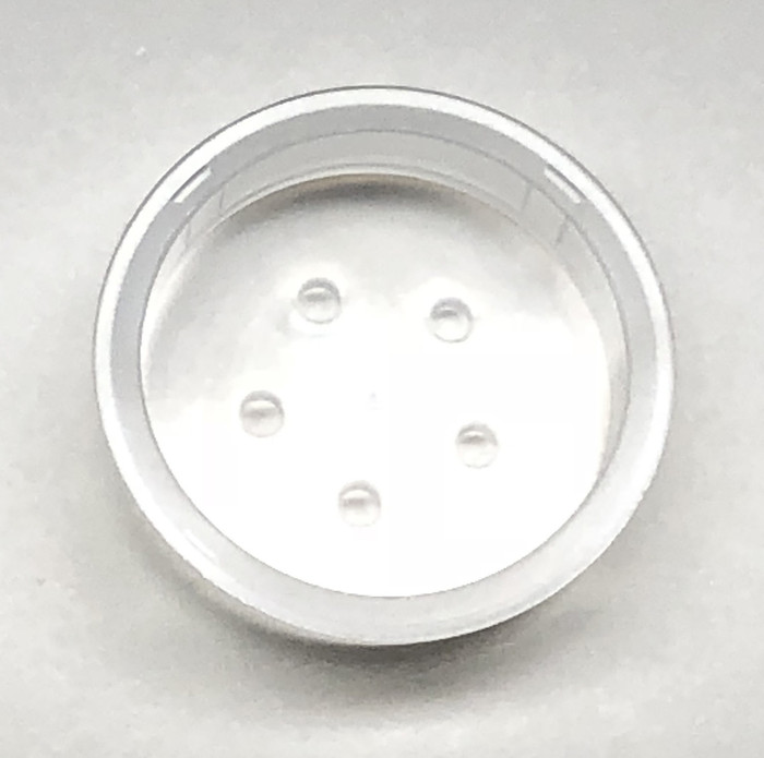Cosmetic Jar Sifters (for sku# 5014, 5015, 5017, 5033, 3036, 3037, 3038, 3039)