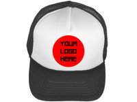 caf03572 Custom Trucker Hat Wholesale - Cheap Overseas Embroidery BK Caps - 5065