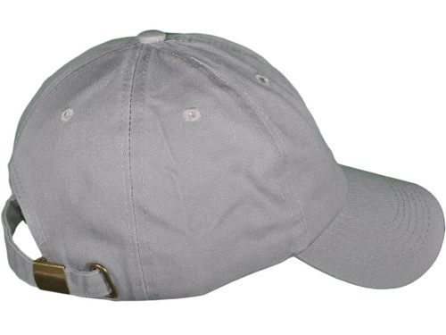b1add0bfca2   WHITE   Plain Unstructured Dad Hat Buckle Strapback Cap Flat Bill Low  Profile