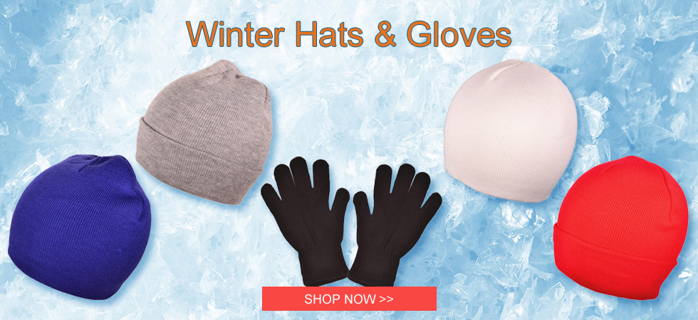 Winter Hats & Gloves at Buck