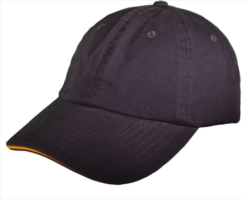 8d4f2257b36 The sandwich bill is a hat construction that uses a colorful layer of  material in the brim