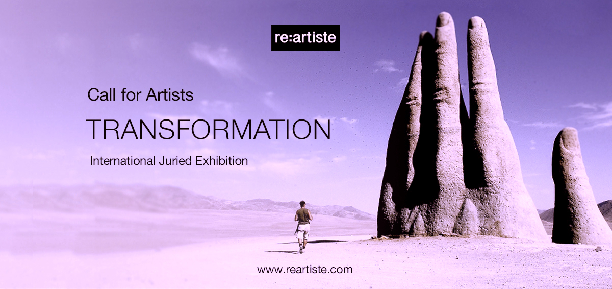 Call for Artists: TRANSFORMATION